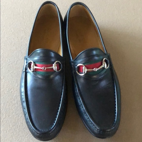 52c852b35bb Gucci Other - Gucci Shoes Classic Ribbon Loafer